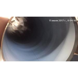 Поставка 204 метров э/с трубы с изоляцией Amercoat 391 PC-400 мк