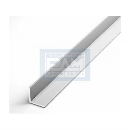 Алюминиевый уголок 25х25 рис 1
