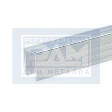 П-образный алюминиевый профиль рис 2