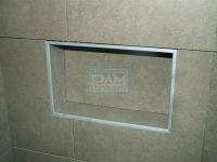 Алюминиевый уголок для плитки рис 3