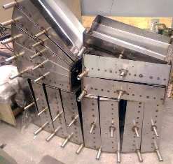 Изготовление металлоконструкций из нержавейки