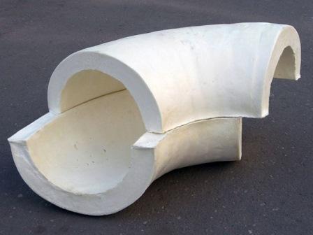 Скорлупа ППУ для стальных труб