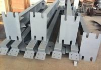 Стойки в металлоконструкциях