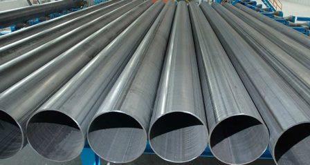 Трубы стальные электросварные прямошовные ГОСТ 10704-91