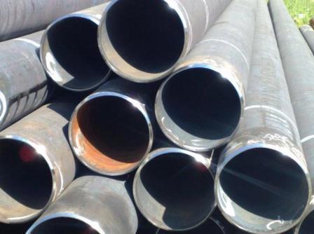 Трубы стальные прямошовные ГОСТ 10704