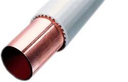 трубы отожженные в полимерной оболочке