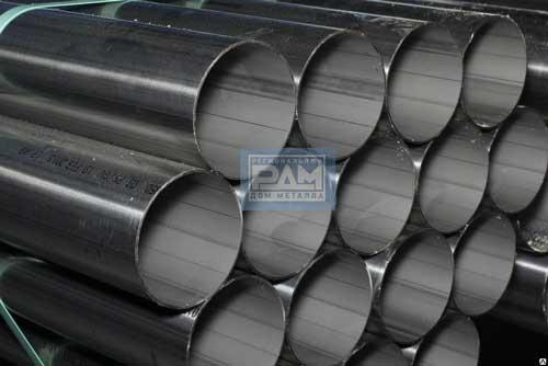 Прямошовные трубы из нержавеющей стали