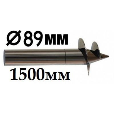 Сваи винтовые 89х2500