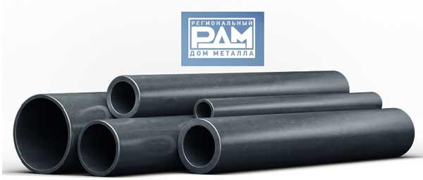 Водогазопроводные трубы из черной стали