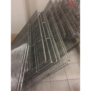 Полки холодильника без дрели и напильника.