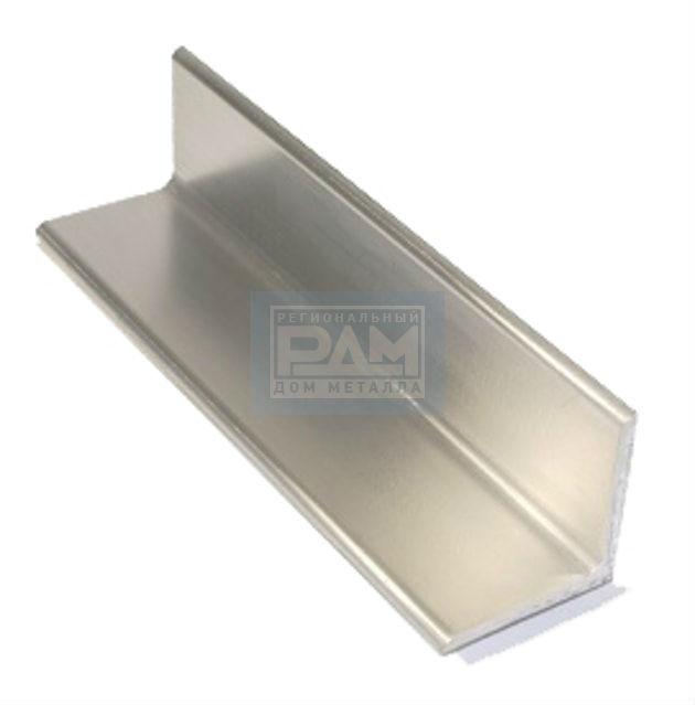 Алюминиевый уголок 50х50 рис 2