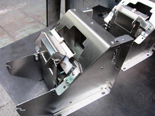 Изготовление оборудования из нержавеющей стали