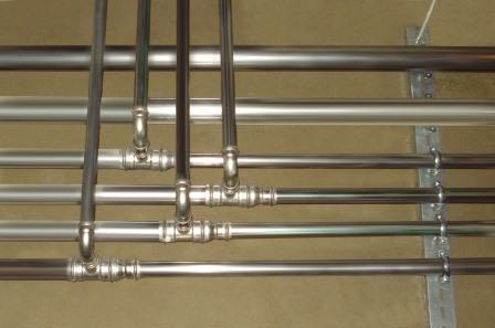 Нержавеющие трубы для отопления