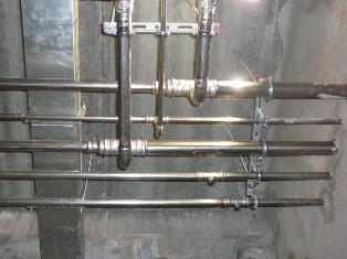 Нержавеющие трубопроводы