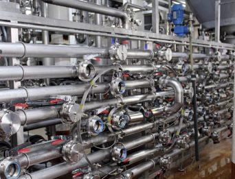 Комплектующие нержавеющего трубопровода