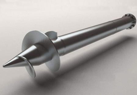 Винтовые сваи 57 мм